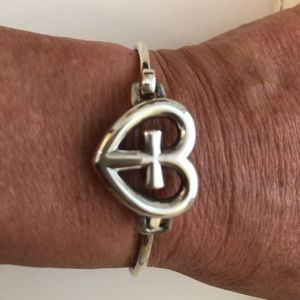 James Avery Hook-On Bracelet